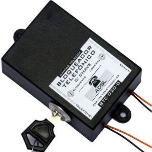 Bloqueador Telefônico c/ Chave - BTC-020-D